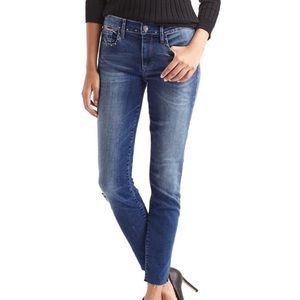 EUC GAP Studded True Skinny Ankle Jeans Sz 28P